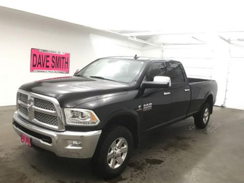 Pre-Owned 2015 Ram 2500 Laramie Crew Cab Long Box
