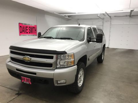 Pre-Owned 2011 Chevrolet Silverado 1500 LTZ Crew Cab Short Box