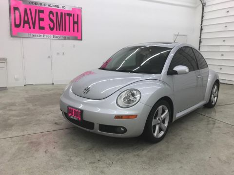 Pre-Owned 2007 Volkswagen New Beetle