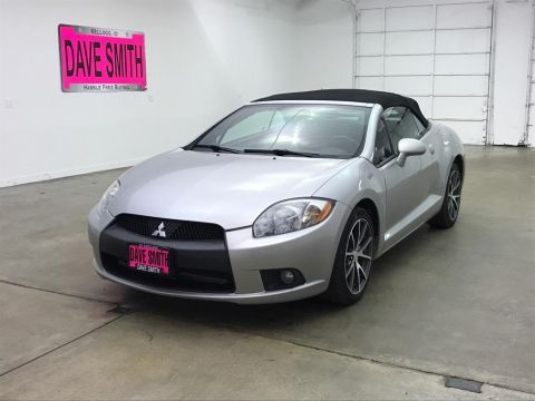 Pre-Owned 2012 Mitsubishi Eclipse Spyder GS Sport