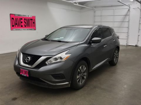 Pre-Owned 2016 Nissan Murano S