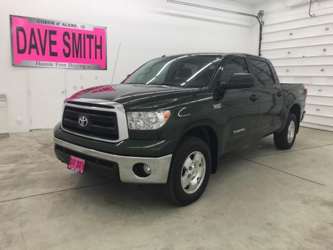 Pre-Owned 2013 Toyota Tundra SR5 Crew Cab Short Box