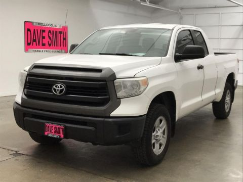 Pre-Owned 2014 Toyota Tundra Crew Cab Short Box