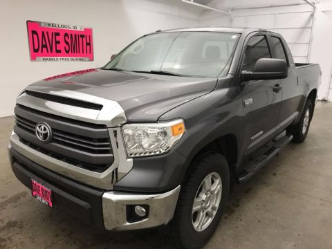 Pre-Owned 2015 Toyota Tundra Crew Cab Short Box