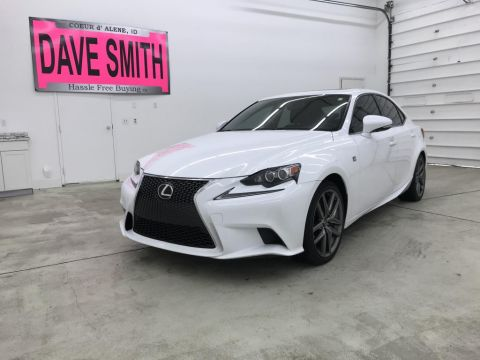 Pre-Owned 2015 Lexus IS 350 Sport