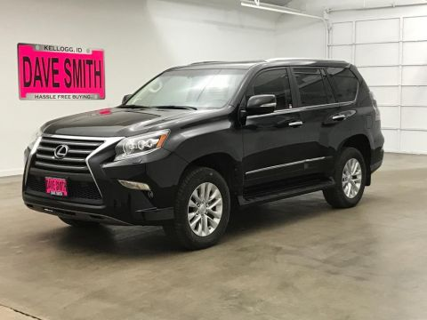 Pre-Owned 2016 Lexus GX 460 Base