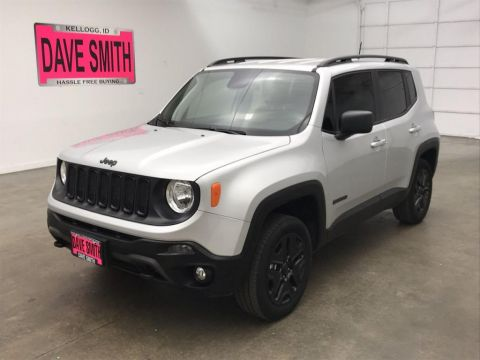 Pre-Owned 2018 Jeep Renegade Upland Edition